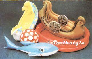 http://socikstyle.blogspot.cz/ Czechoslovakian inflatable toys,design Libuše Niklova, SOCÍK STYLE-Ostalgia: PLASTOVÉ,GUMENNÉ A NAFUKOVACIE HRAČKY ČSSR.