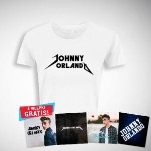 Krótki T-Shirt Johnny Orlando