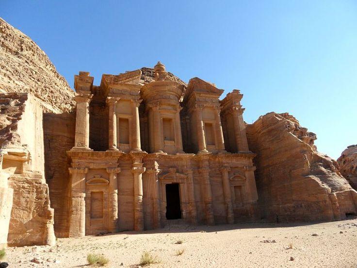 Petra, un lugar con el que sueño ir...