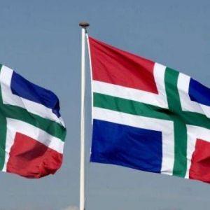 De Groningse vlag