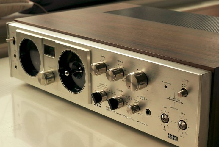It as bought as a project needing TLC so my engineer completed a full service and now in great shape for many years to come and probably a good investment as these designs are rare now. JVC 4VR-1006 Quadrophonic /Stereo Receiver. | eBay!