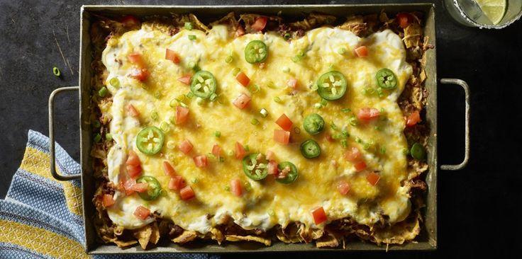 Mexican Chip Casserole