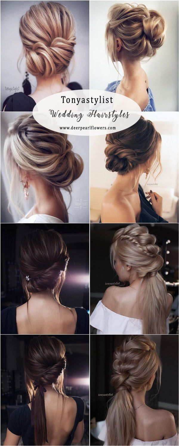 Top 20 Long Wedding Hairstyles And Updos For 2019   Wedding Makeup
