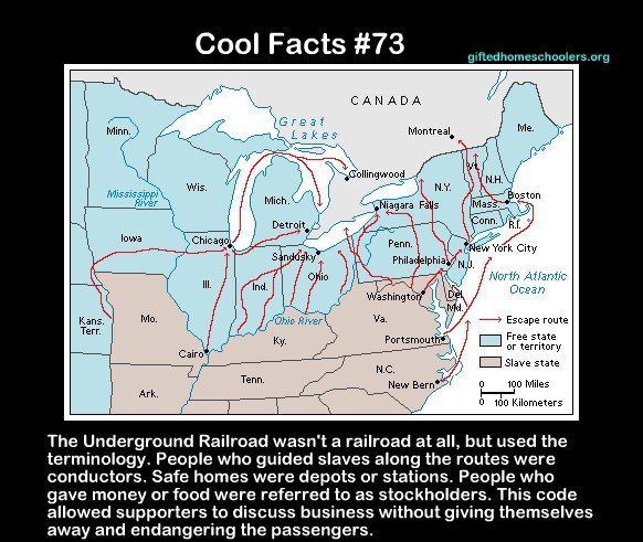 76 best images about Underground Railroad unit on ...