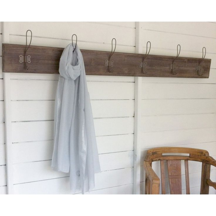 Vintage Coat Rack at Idyll Home