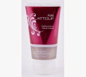Pure Lattouf's Moisturising Hand Cream and Soothing Foot Cream