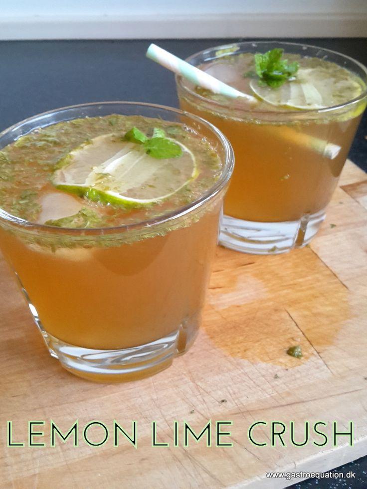 En af mine absolutte yndlingsdrinks er Lemon-Lime Crush, som minder lidt om Mojito. Her er den low fodmap da den er vodkabaseret, men kan også laves uden.