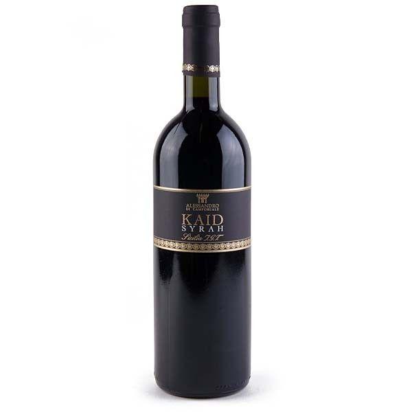 Kaid Syrah. Sicilian Red Wine. #sicilian #red #wine #kaid #syrah #sicily #vin #rouge