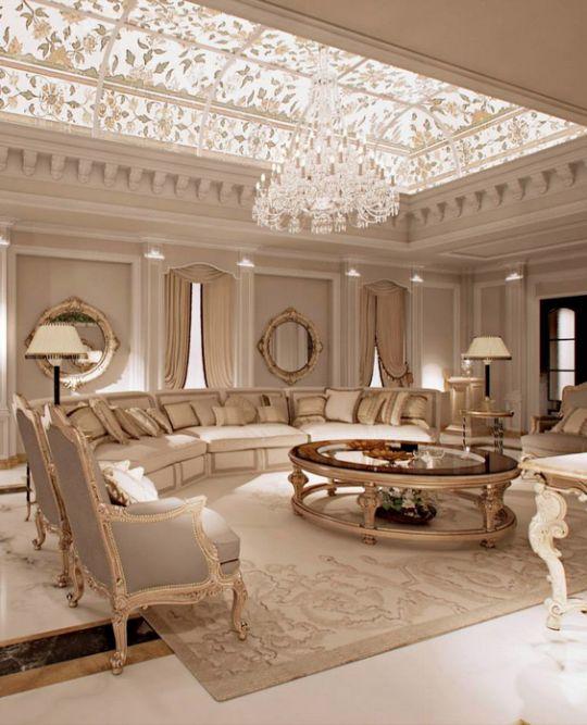 10 besten traum wohnzimmer Bilder auf Pinterest Chalet design - luxus wohnzimmer modern