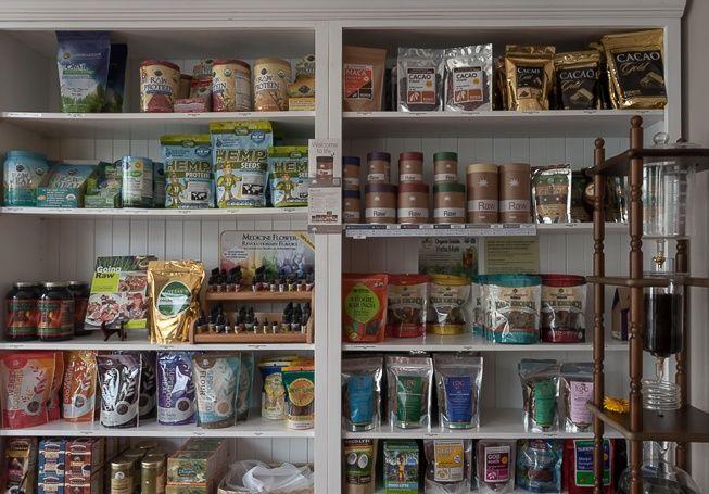 Earth to Table Raw Food Cafe Bondi Junction - Cafe - Food & Drink - Broadsheet Sydney