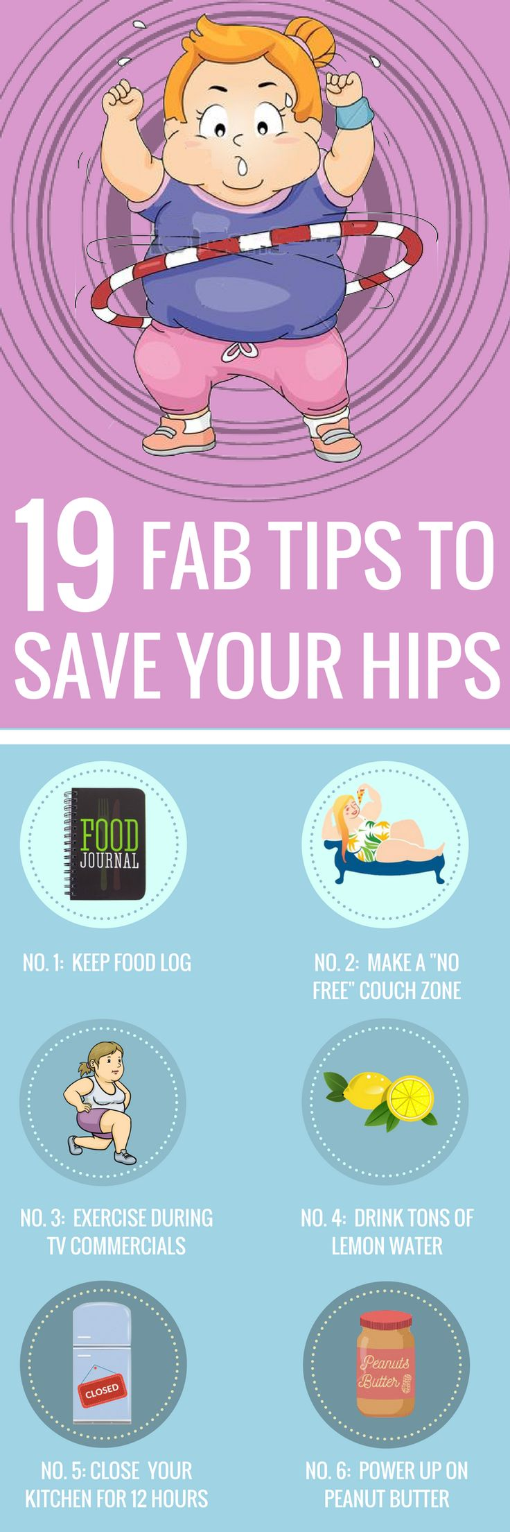 19 FAB TIPS to SAVE YOUR HIPS