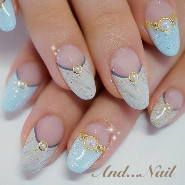 1107 best inspiration ongles images on Pinterest | Nail scissors ...