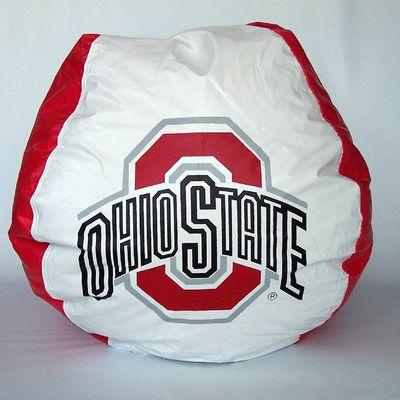 Bean Bag Chair NCAA Team Ohio State