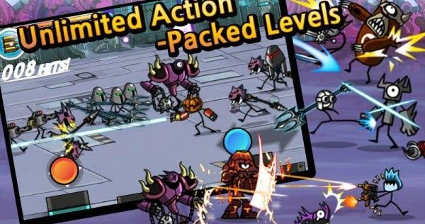 Cartoon Wars Modded Apk download xbox 360
