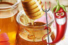 МАСКА ОТ КОТОРОЙ БЫСТРЕЕ РАСТУТ ВОЛОСЫ. В состав этой маски входит мед, яйцо, красный молотый перец и, по возможности, капля коньяка. Приготовление очень легкое!