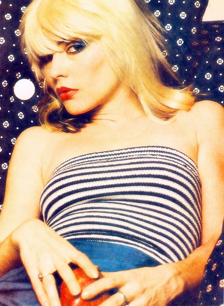 Stripes (Debbie Harry)