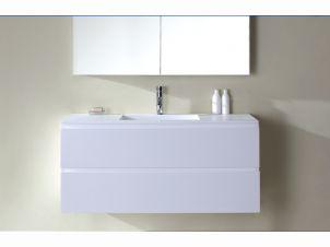 Madero 1200mm Vanity White