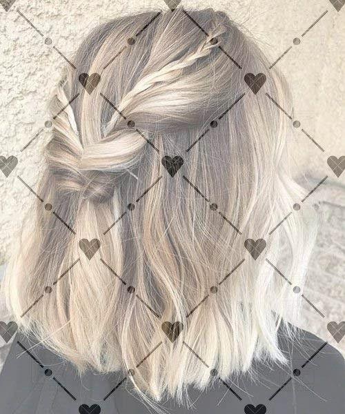 14+ hinreißende Mädchen-Frisuren, die Ideen zeichnen