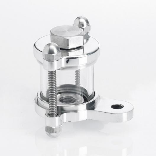 Universal Brake Fluid Reservoir - Aluminum