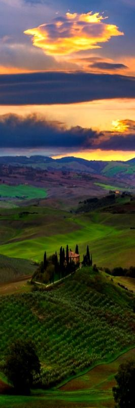 The Iconic Belvedere - Val d'Orcia Region, Tuscany, Italy | by Kevin McNeal Photography