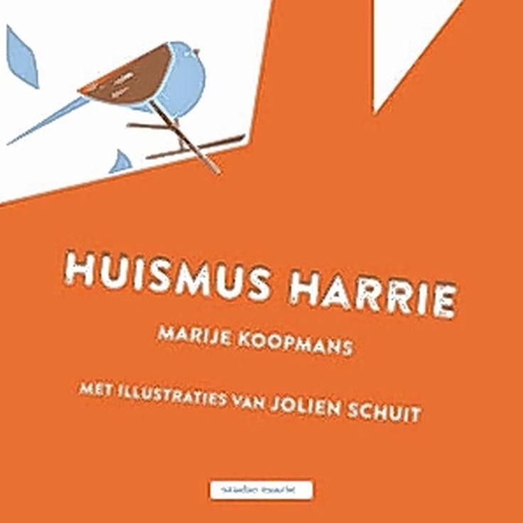 [WIJK BIJ DUURSTEDE] Na het succes van haar kinderboeken 'Boet en de rode knop' en het tweetalige boek 'Een meisje in Parijs - Une petite fille à Paris' is recentelijk het boek 'Huismus Harrie' verschenen van de hand van Marije Koopmans. Ali van Vemde
