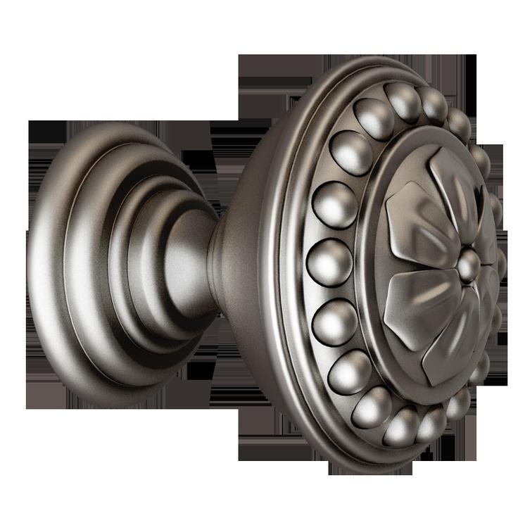 Antique Nickel Heritage Knob