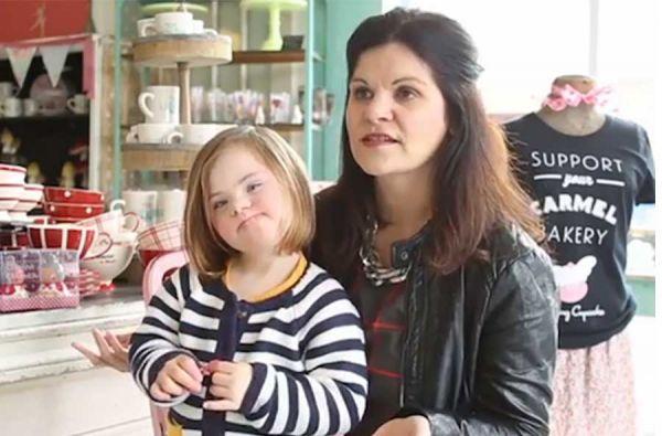 Μια μητέρα παιδιού με σύνδρομο Down αλλάζει το πρόσωπο της ομορφιάς http://down-syndrome.gr/news/item/266-mia-mitera-paidioy-me-syndromo-down-allazei-to-prosopo-tis-omorfias