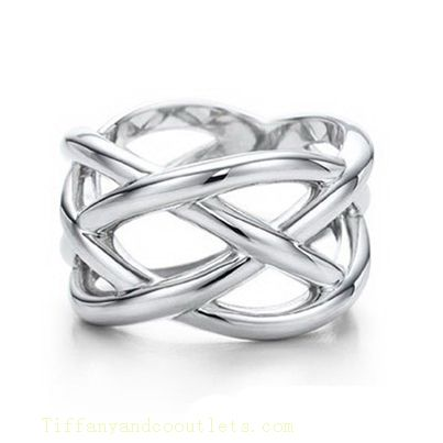 Tiffany & Co Outlet Knots Ring