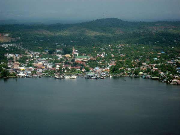 Nicaragua - Bluefields, Corn Islands