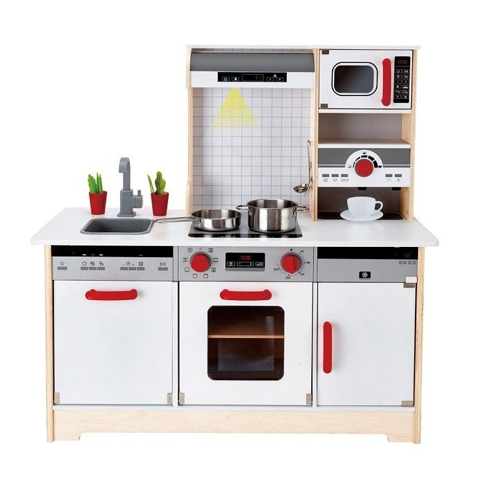 Oh my gosh!! It's absolutely beautiful 😄 Kaia would go insane for this kitchen!! #EntropyWishList #PinToWin