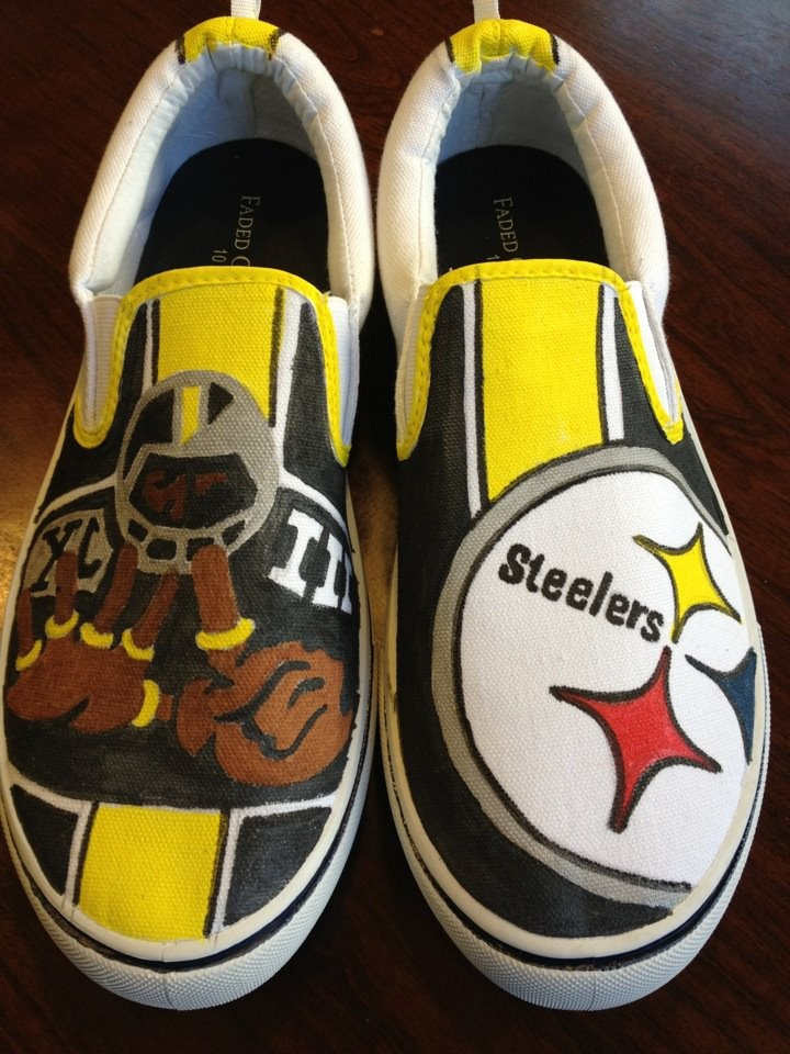 Steelers shoes