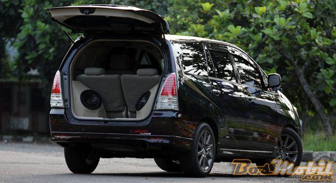 Toyota Kijang Innova SQ #BosMobil #MobilModifikasi