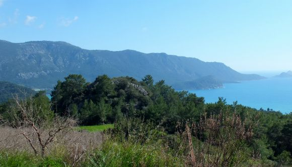 Near Kumluca On The D400 #Antalya to #Fethiye road