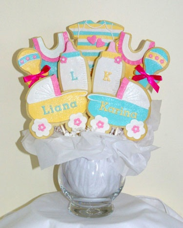 Beaux Biscuits - how cute is this!: Yummy Food, Food Cookies