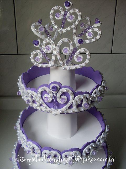 Princesinha Sofia by * * * e.v.a. é meu VÍCIO* * *, via Flickr