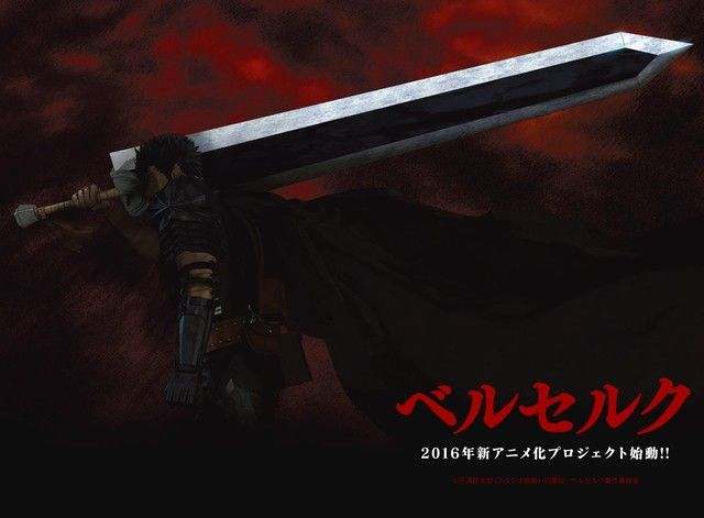 Berserk's New Anime Teased With Visuals