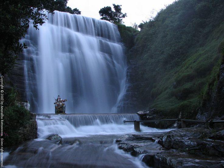 Waterfalls - Sri Lanka