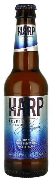 Harp Lager 330ml (BB Date 04/04/16)