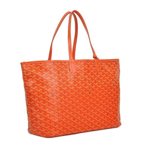 Amazing Hot Goyard St Louis Tote Bag 18212 Orange Pm Bergdorf Goodman New York Bags Pinterest And Handbags