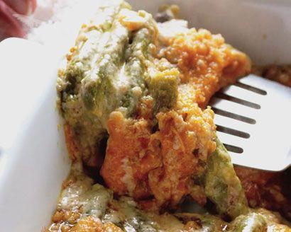 A+ Asparagus Casserole Recipe