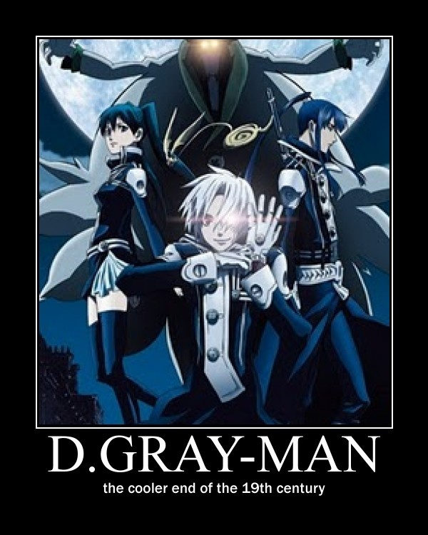 D. Gray-man. But I am extremely glad that it did NOT end this way.