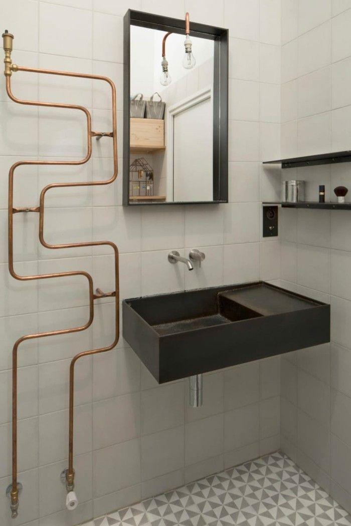 Die Besten Rose Gold Wohnideen Wohnung Badezimmer Dekoration
