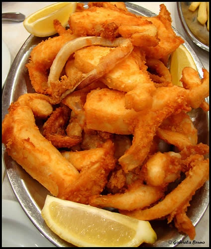 Deep-Fried Cuttlefish recipe  http://portugaldreamcoast.com/2011/02/deep-fried-cuttlefish/#