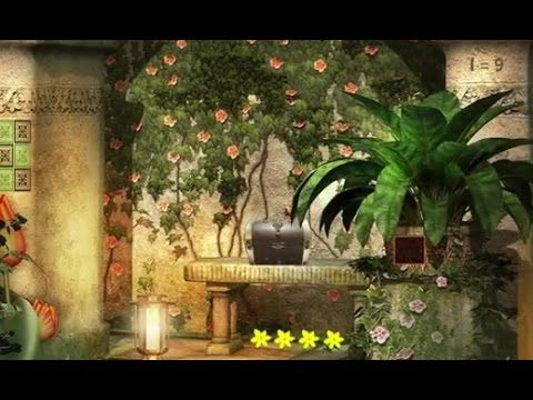 MYSTIC GARDEN ESCAPE GAME WALKTHROUGH | ESCAPE GAMES