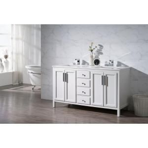 stufurhome Emily 59 in. W x 22 in. D x 33.5 in. H Vanity in White with Quartz Vanity Top in White and Basins TY-6262-59-QZ at The Home Depot - Mobile