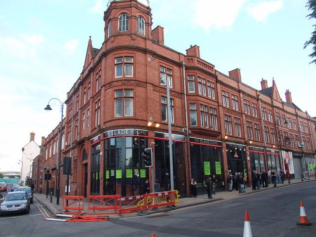 The Slade Rooms - Wolverhampton