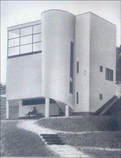 Szépvölgyi út 88/b Designed by Jozsef Fischer