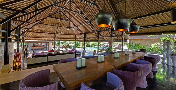 The Chalina Estate-Chalina Estate - Dining, living and view to pool