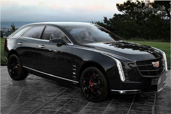 2016 cadillac srx concept  Cadillac History 1902today