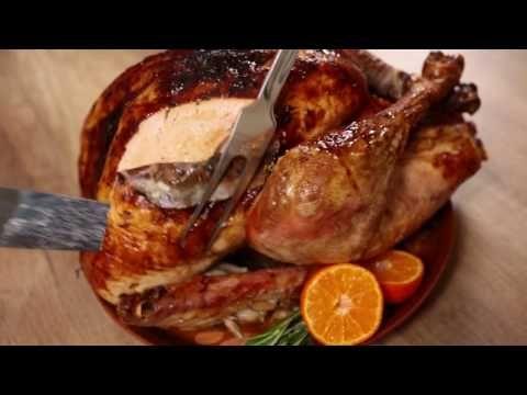 Rogob gătește pentru masa de Crăciun: Curcan la cuptor - YouTube